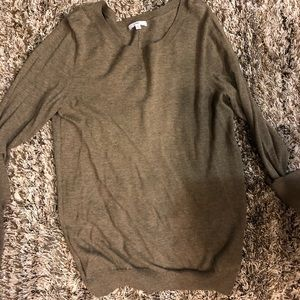 Ran gap sweater